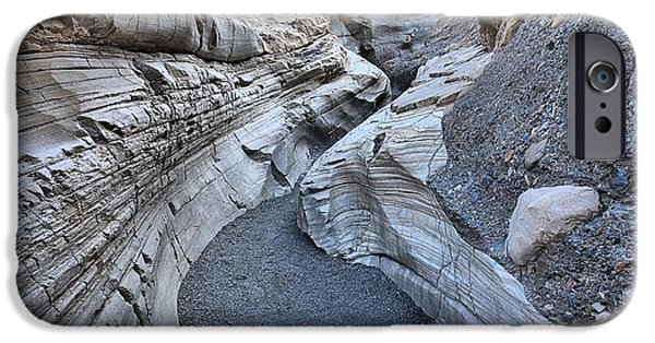 Mosaic iPhone Cases - Mosaic Canyon iPhone Case by Adam Jewell