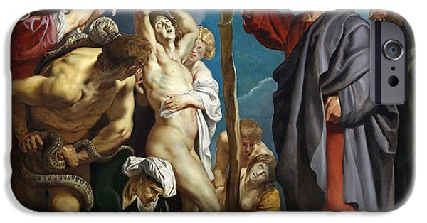 Legacy And Death Of Moses: Moses Paintings IPhone 6 Cases For Sale