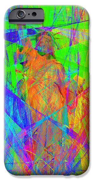Mother of Exiles 20130618m120 Long iPhone Case by Wingsdomain Art and Photography