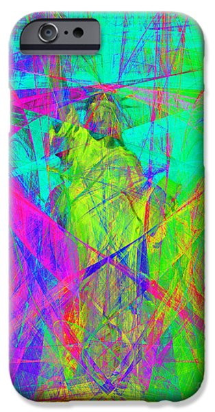 Mother of Exiles 20130618m60 iPhone Case by Wingsdomain Art and Photography