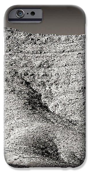 Mountain Mounds iPhone Case by John Rizzuto