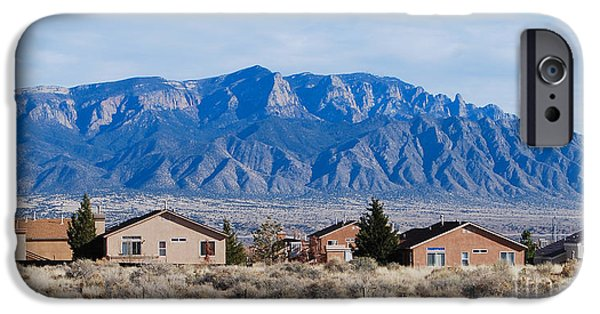 Arkansas iPhone Cases - Mountainview Living iPhone Case by Mark Spearman