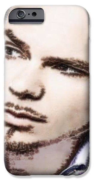 Mr 305 iPhone Case by Cheryl Young