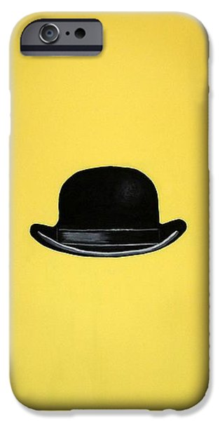 Symbolism Of The Hand iPhone Cases - Mr. Brightside iPhone Case by Venus