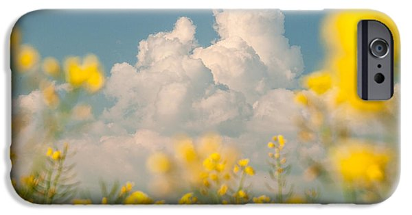 Rape iPhone Cases - Mt Cloud iPhone Case by Davorin Mance