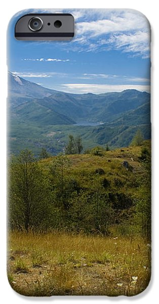 Mt St Helens I iPhone Case by Brian Harig