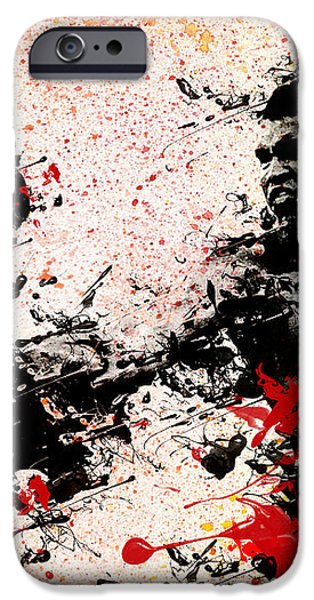 muhammad ali 2 iPhone Case by MB Art factory