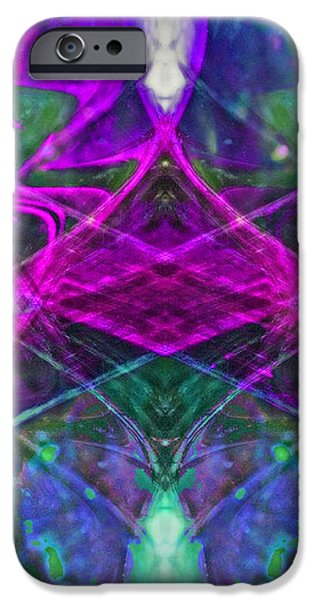 Multiplicity Universe 2 iPhone Case by Chris Anderson