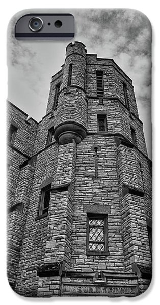 Museum at the Castle  8301 iPhone Case by Guy Whiteley