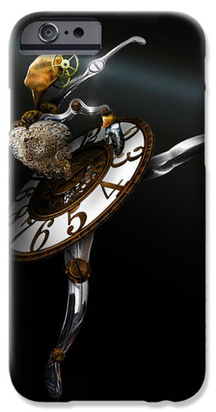 Music Box - The Dance of Hours iPhone Case by Alessandro Della Pietra
