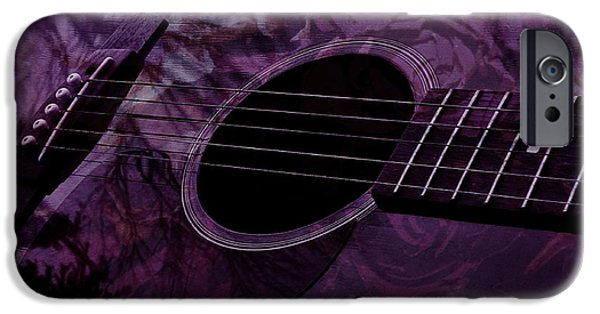 By Barbara St Jean iPhone Cases - Music of the Roses iPhone Case by Barbara St Jean
