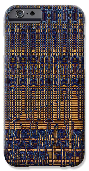 Mainboard iPhone Cases - Music iPhone Case by Steve Emery