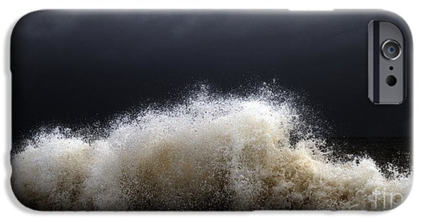 Ocean iPhone Cases - My Brighter Side of Darkness iPhone Case by Stelio Photography