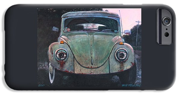 Stp iPhone Cases - My Bug iPhone Case by Blue Sky