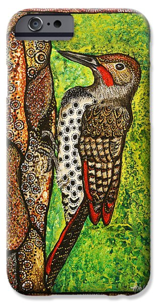 My Friend iPhone Cases - My Friend Flicker iPhone Case by Melissa Cole