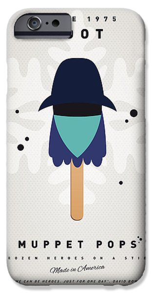 My MUPPET ICE POP - Zoot iPhone Case by Chungkong Art