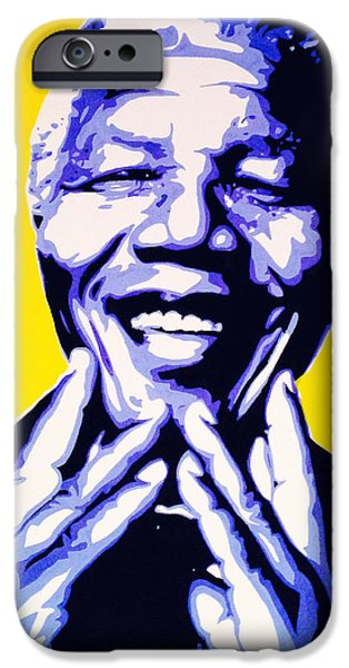Recently Sold -  - President iPhone Cases - My Nelson iPhone Case by Nancy Mergybrower