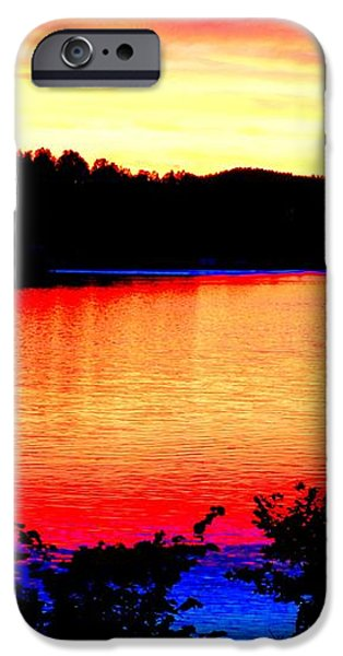 my sunset iPhone Case by Hilde Widerberg
