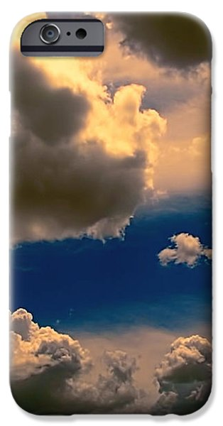 My Sunset Sky iPhone Case by Wendy J St Christopher
