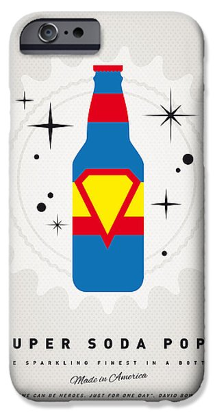 Concept iPhone Cases - My SUPER SODA POPS No-05 iPhone Case by Chungkong Art