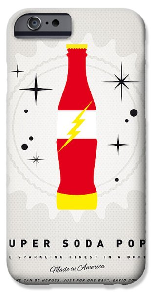 Concept iPhone Cases - My SUPER SODA POPS No-18 iPhone Case by Chungkong Art