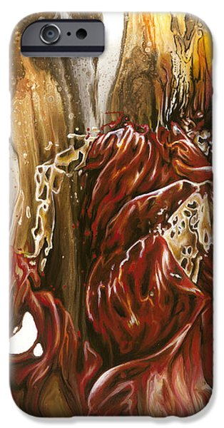 Mystery iPhone Case by Karina Llergo Salto