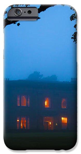Mystery Night iPhone Case by Svetlana Sewell