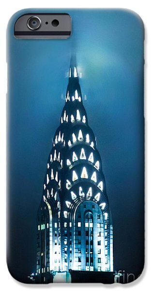 Bright Photographs iPhone Cases - Mystical Spires iPhone Case by Az Jackson