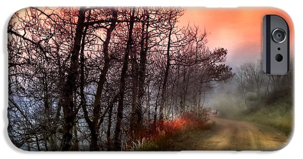 Mystifying iPhone Cases - Mystified iPhone Case by Jon Williams