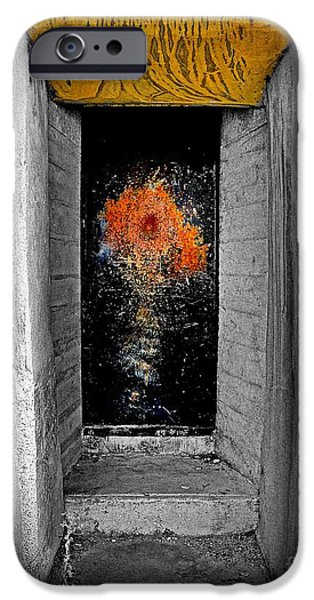 Mystifying iPhone Cases - Mystify iPhone Case by Lauren Hunter