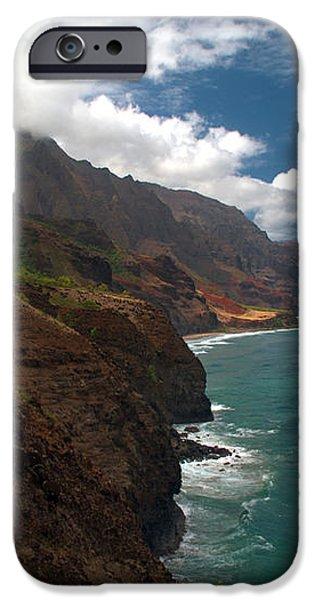 Na Pali Coast 5 iPhone Case by Brian Harig