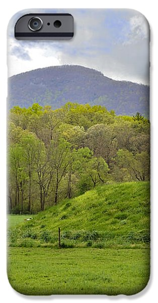 Nacoochee Indian Mound iPhone Case by Susan Leggett