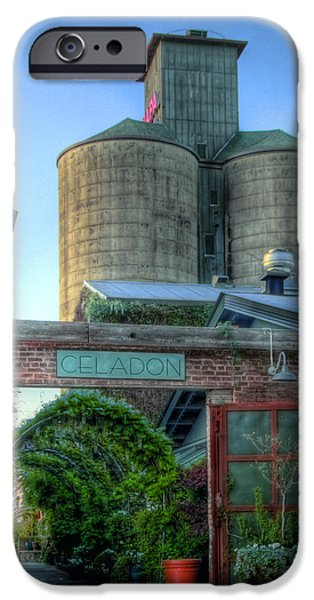 Napa Mill iPhone Case by Bill Gallagher
