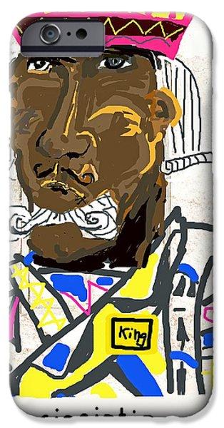 Disorder iPhone Cases - Narcissistic Disorder iPhone Case by Joe Jake Pratt
