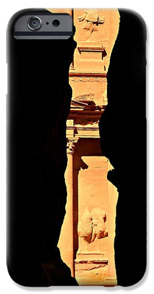 Bedouin iPhone Cases - Narrow Is The Way iPhone Case by Stephen Stookey