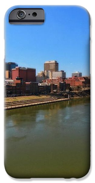 Nashville Skyline  iPhone Case by Dan Sproul