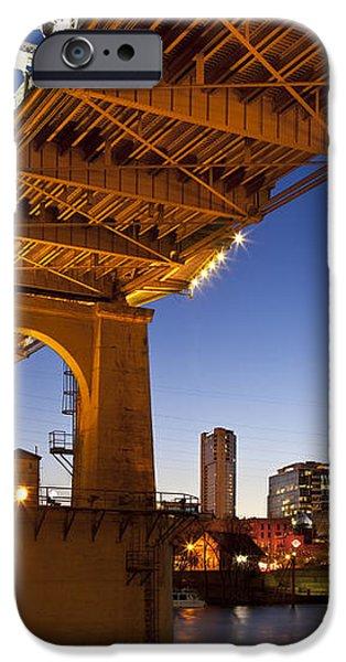 Nashville Tennessee iPhone Case by Brian Jannsen