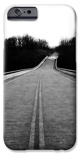 Natchez Trace Parkway  iPhone Case by Krista Sidwell