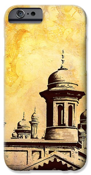 National College of Arts Lahore iPhone Case by Catf