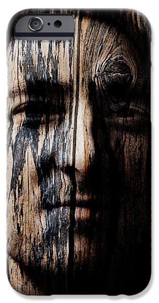 Native Heritage iPhone Case by Christopher Gaston