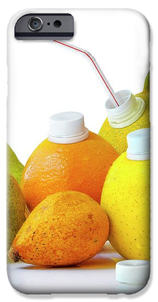 Natural Juice iPhone Case by Carlos Caetano