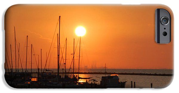 Boat iPhone Cases - Natural Light iPhone Case by Leticia Latocki