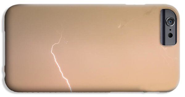 The Lightning Man iPhone Cases - Nature - Power and Oil iPhone Case by James BO  Insogna