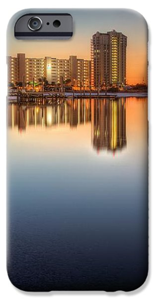 Navarre Beach iPhone Case by JC Findley