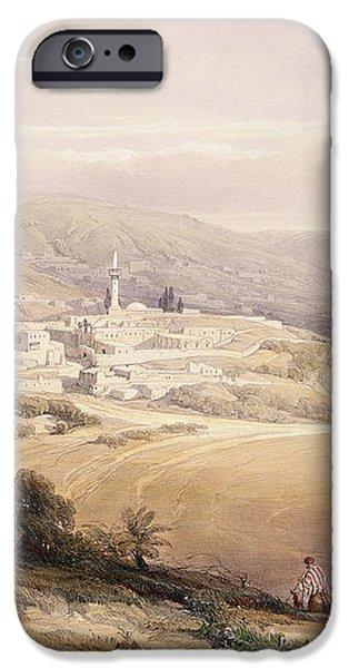 Nazareth iPhone Case by David Roberts
