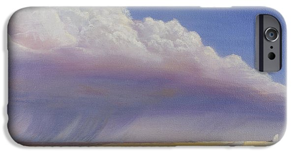 Nebraska iPhone Cases - Nebraska Vista iPhone Case by Jerry McElroy