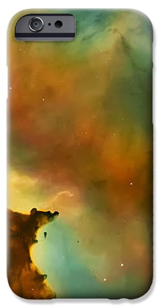 Nebula Cloud iPhone Case by The  Vault - Jennifer Rondinelli Reilly