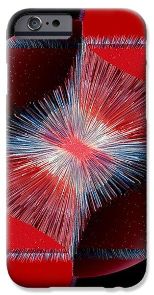 Nebulous 1 iPhone Case by Angelina Vick