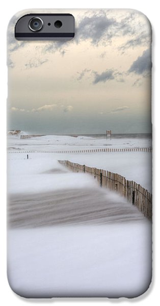 Winter Storm iPhone Cases - Nemo iPhone Case by JC Findley