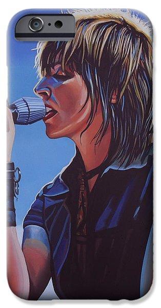 Nena iPhone Case by Paul  Meijering